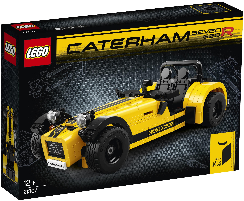 LEGO IDEAS 21037 Caterham Seven 620R