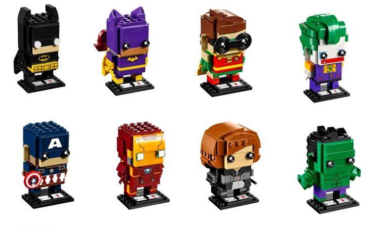 Fiera del giocattolo Norimberga. Novità a riguardo dei LEGO BrickHeadz