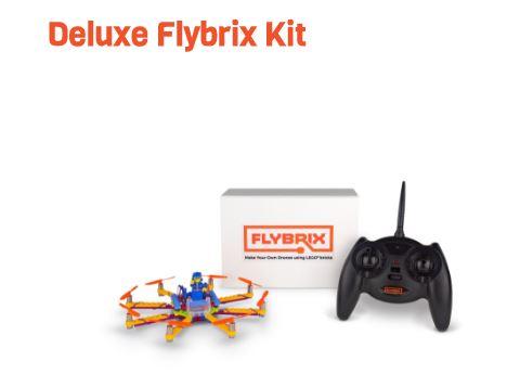 FlyBrick deluxe kit