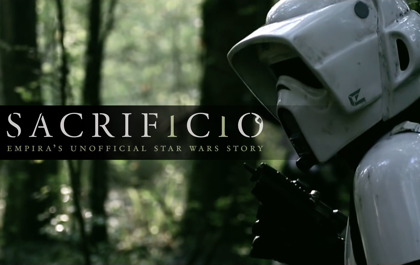 Sacrificio: A Star Wars FanFilm creato da Empira - Crowdfunding