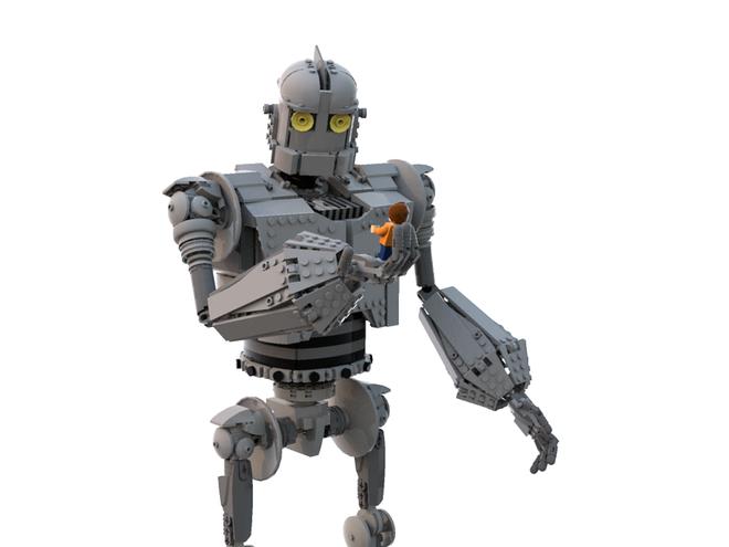 Il Gigante di ferro: Ecco un nuovo progetto da sostenere su LEGO Ideas